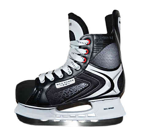 M&L Sport Power Fit Eishockey Schlittschuhe