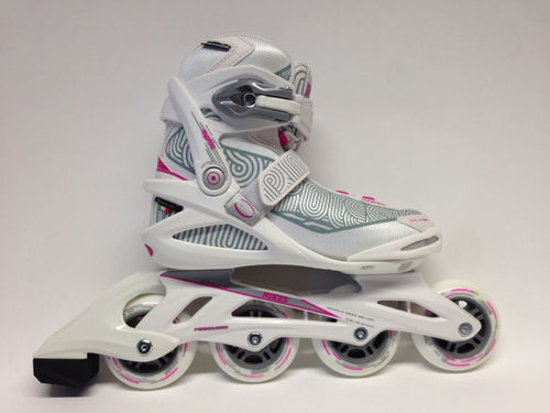 Roces Optic white carmine pink Inline Skates