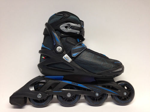 Roces Stripes black blue Fitness Inline Skates