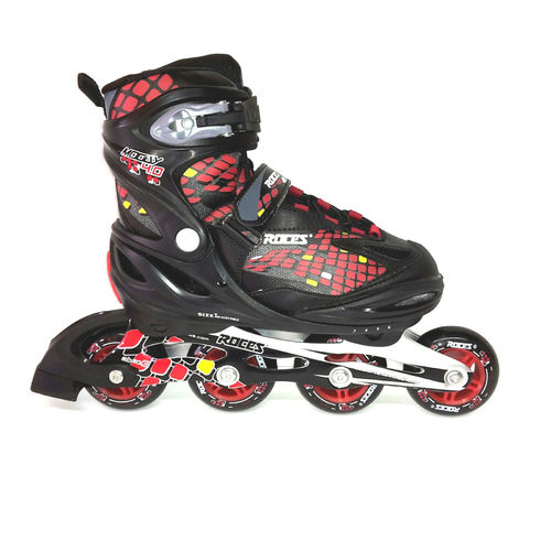 Roces Moody 4.0 Boy Jungen Fitness Inline Skates