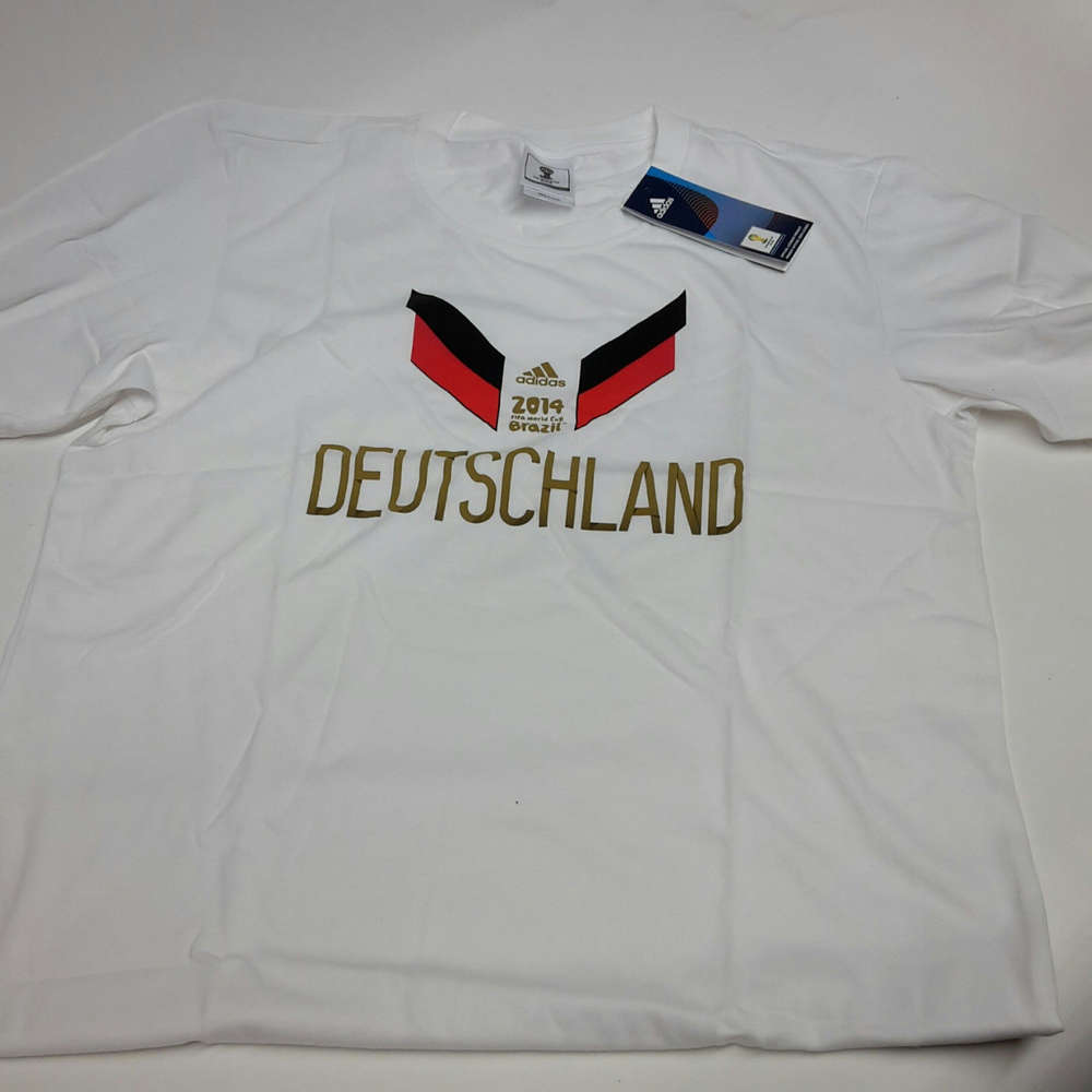 Adidas Originals DFB Deutschland Fußball T Shirt