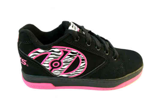 Heelys Propel 2.0 black hot pink  Zebra